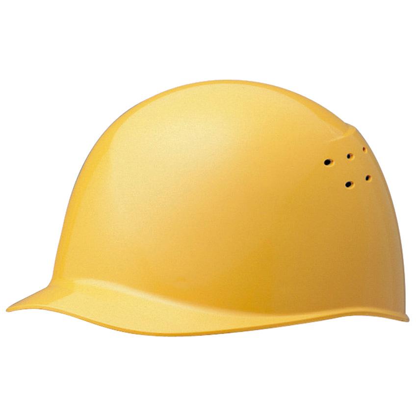ヘルメット SC−9BV RA KP付 イエロー