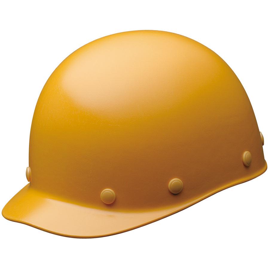 ヘルメット SC−S1 RA KP付 イエロー
