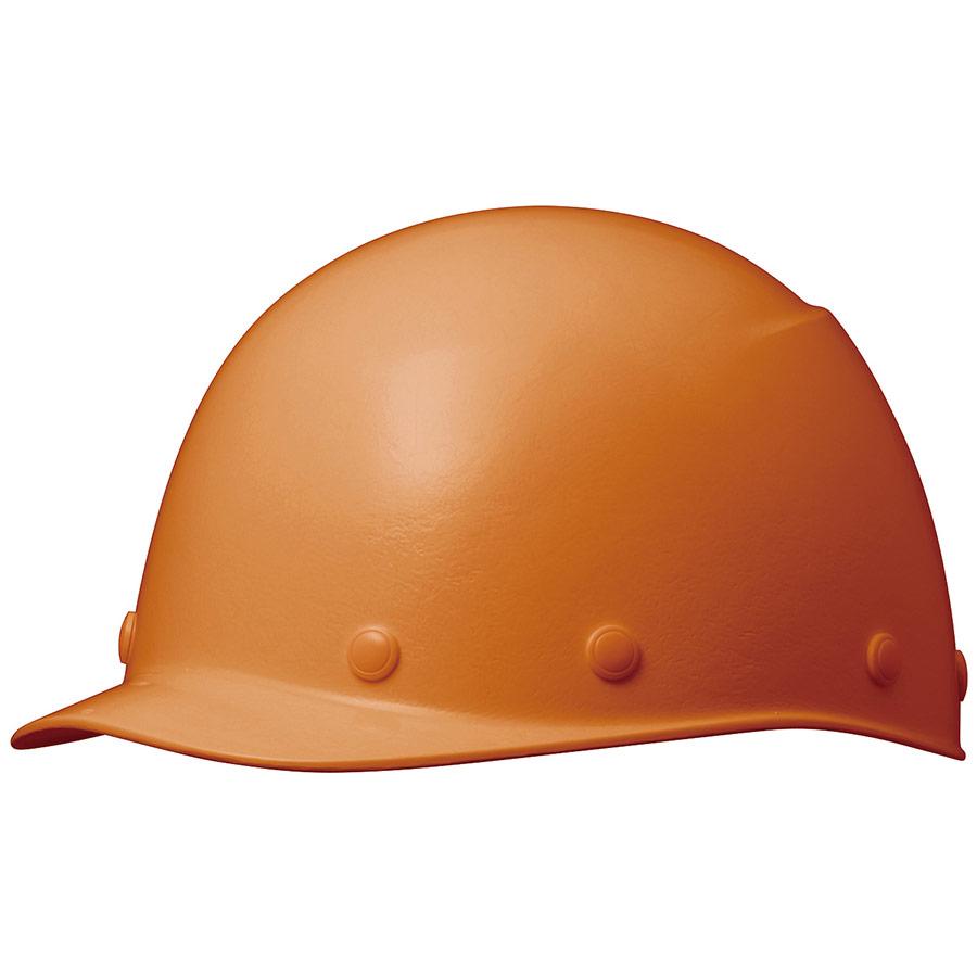 ヘルメット SC−9F RA KP付 オレンジ ※受注生産