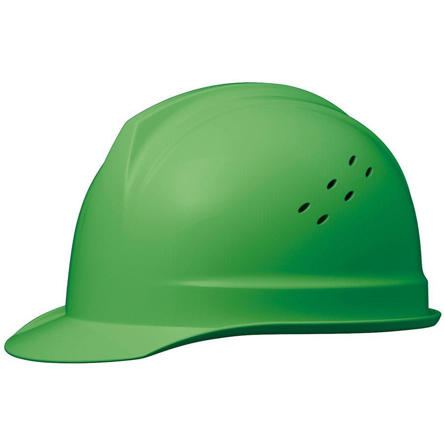 ヘルメット SC−1BNV RA KP付 ライトグリーン