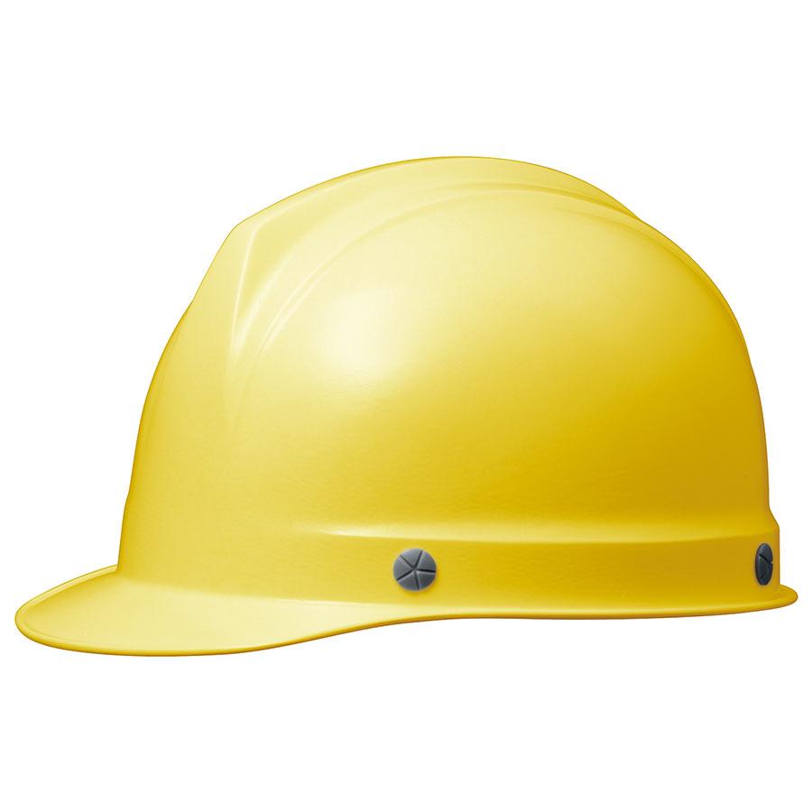 ヘルメット SC−1F RA KP付 イエロー