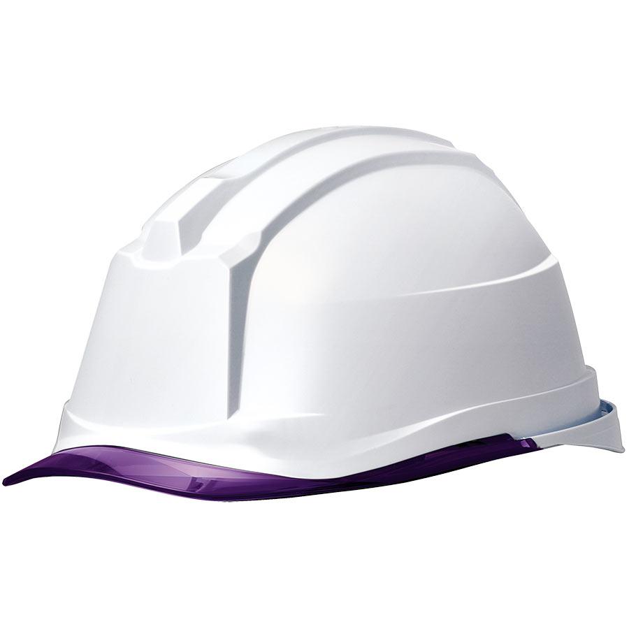ヘルメット SC−19PCL RA3 α ホワイト/パープル