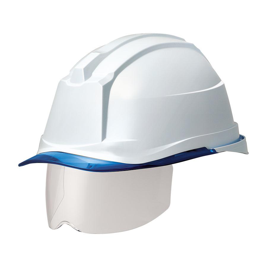 ヘルメット SC−19PCLS RA3 α ホワイト/ブルー
