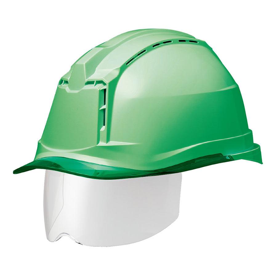 ヘルメット SC−19PCLVS RA3 α グリーン/グリーン