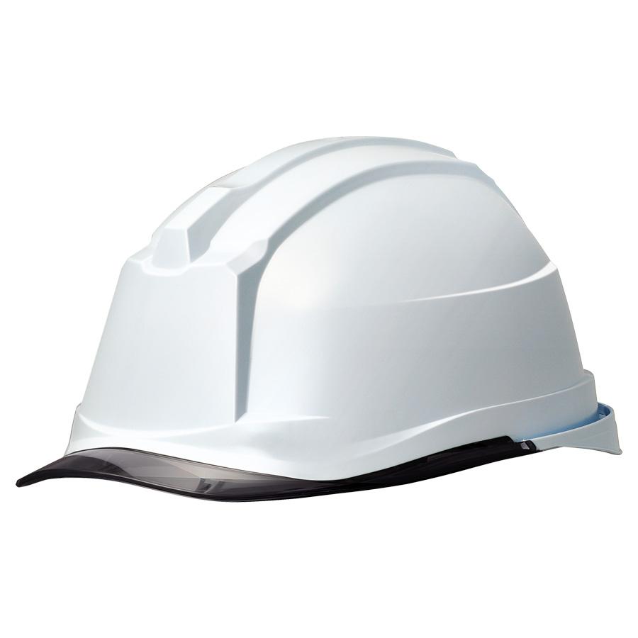 遮熱ヘルメット SCH−19PCL RA3 α ホワイト/スモーク