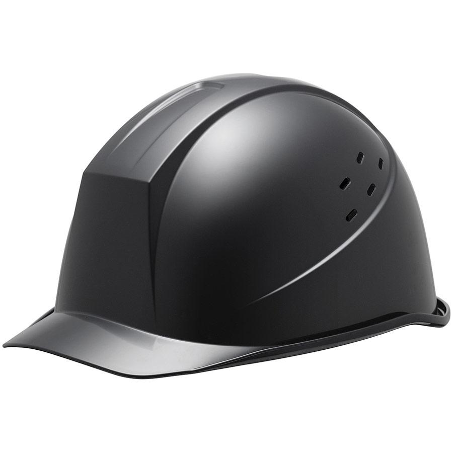 ヘルメット SC−11BV RA KP付 ブラック