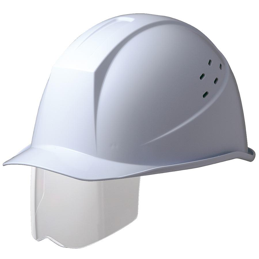 ヘルメット SC−11BVS RA KP付 スーパーホワイト