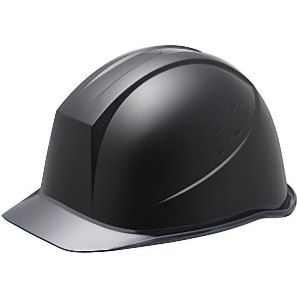 ヘルメット SC−11PCL RA KP付 ブラック/スモーク