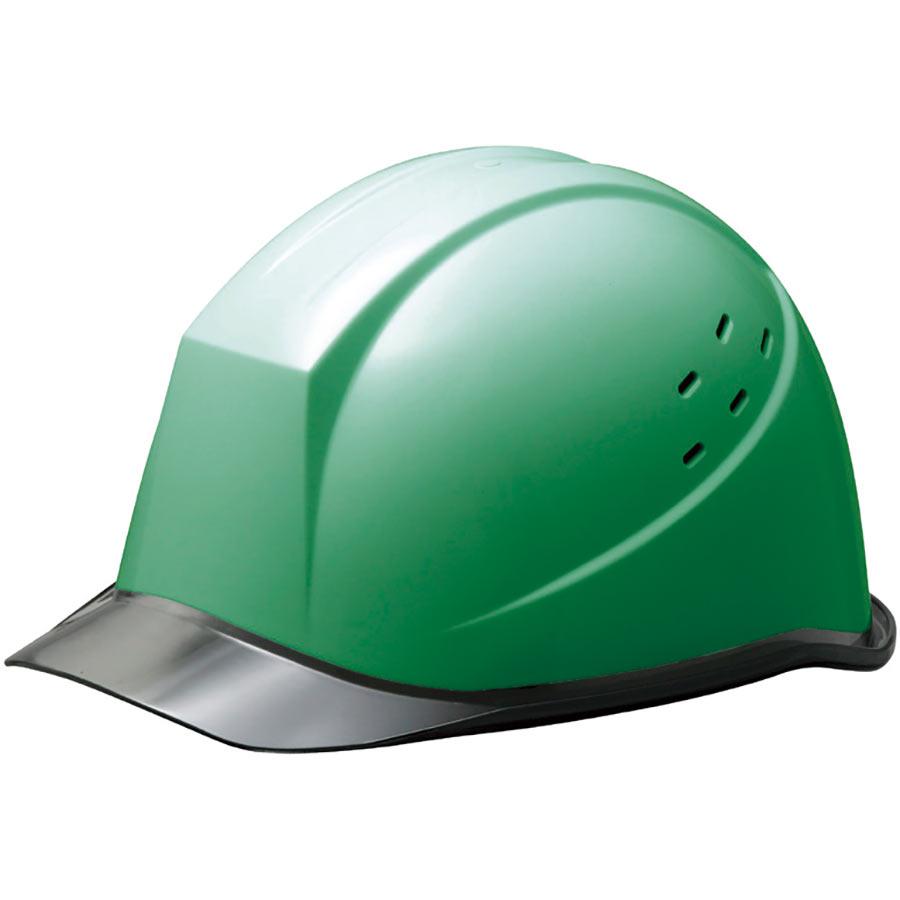 ヘルメット SC−11PCLV RA KP付 グリーン/スモーク