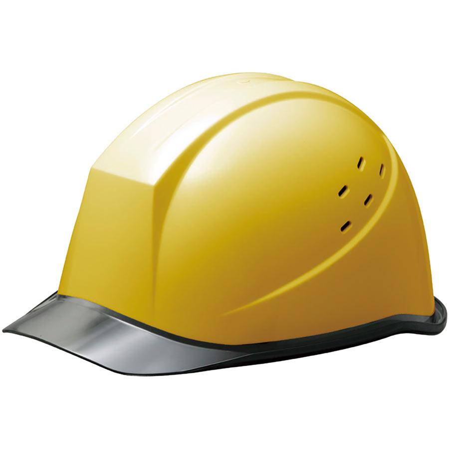 遮熱ヘルメット SC−11PCLVH RA KP イエロー/スモーク 受注生産品