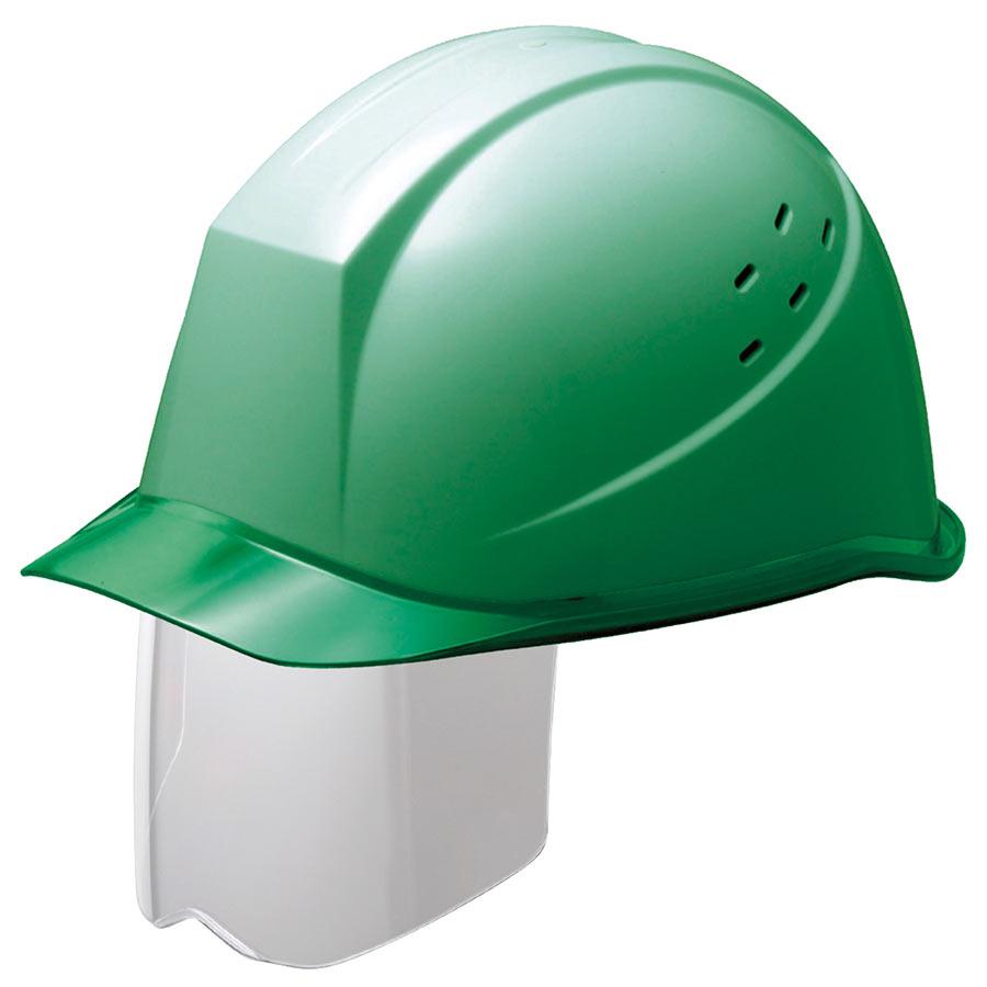 ヘルメット SC−11PCLVS RA KP グリーン/グリーン