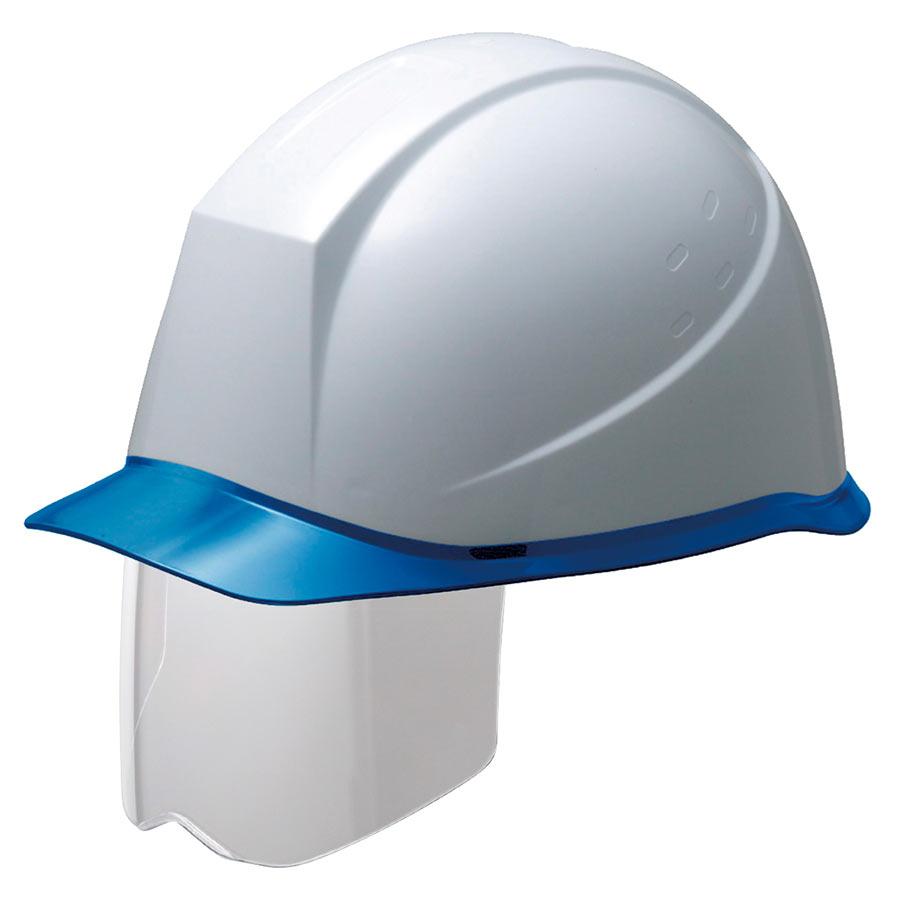 ヘルメット SC−12PCLS RA KP ホワイト/ブルー