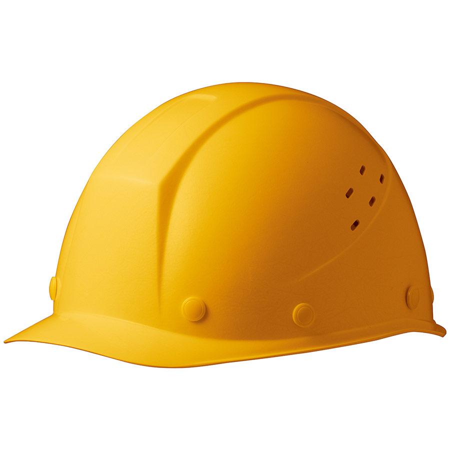 ヘルメット SC−11FV RA KP付 イエロー
