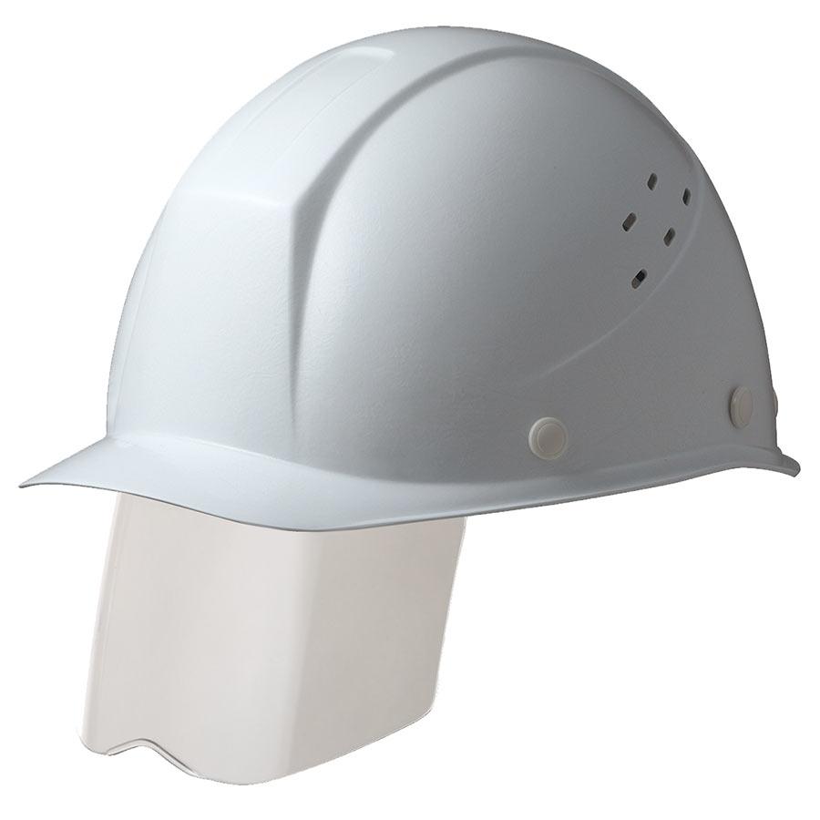 ヘルメット SC−11FVS RA KP付 スーパーホワイト