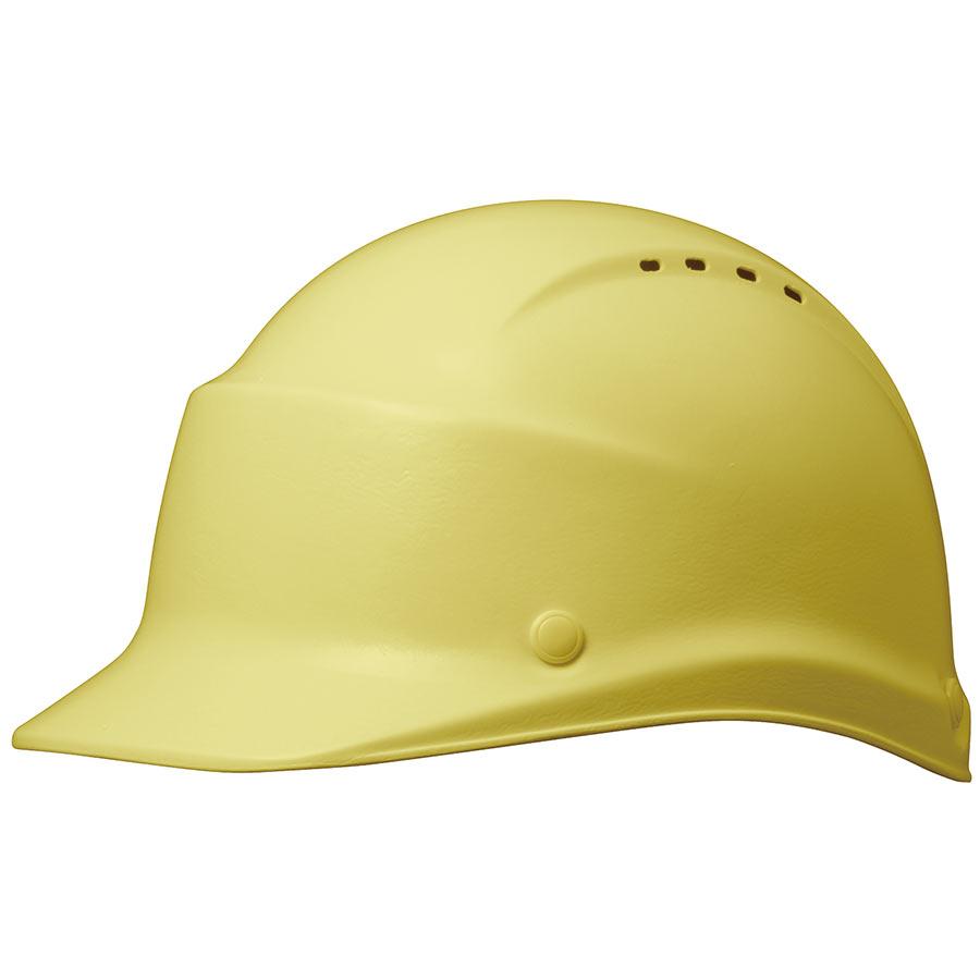 ヘルメット SC−5FV RA KP付 ライトイエロー