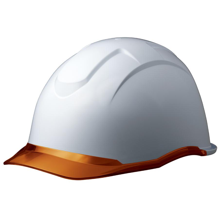 ヘルメット SC−13PCL RA KP付 コンドル ホワイト/オレンジ