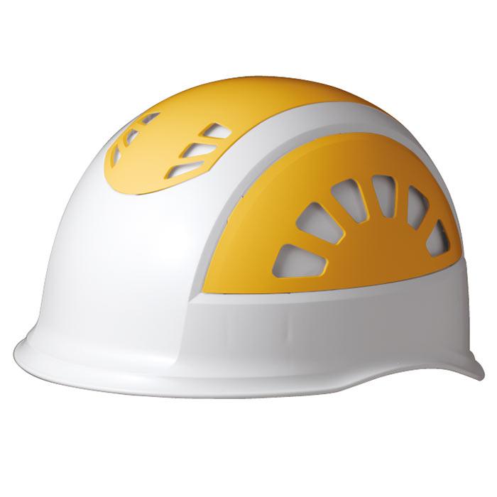 ヘルメット 小サイズ SC−17BV RAS KP ホワイト/イエロー