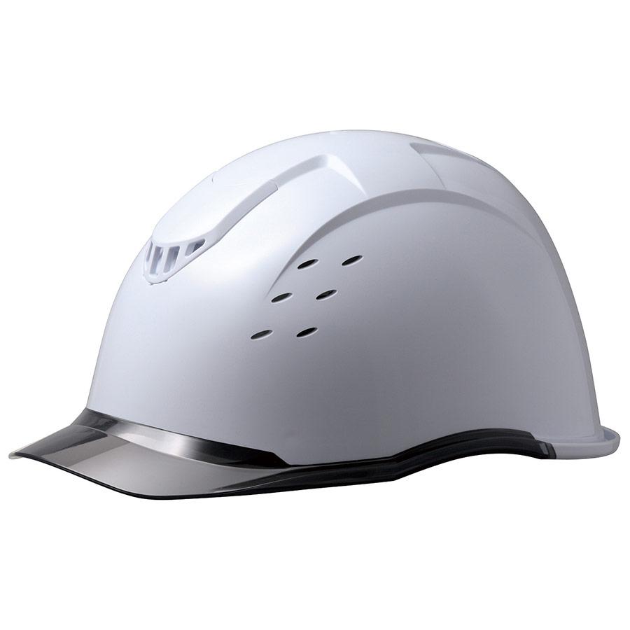 遮熱ヘルメット SC−13PCLVH RA KP ホワイト/スモーク