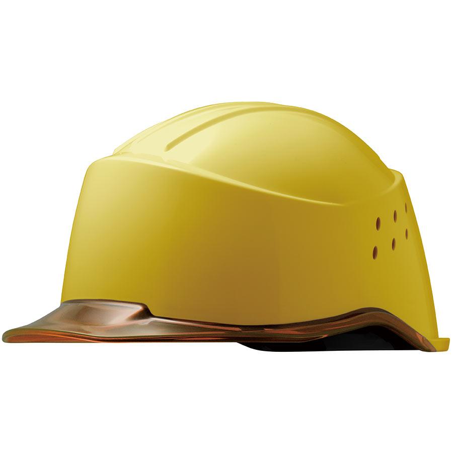 ヘルメット SC−15PCLNV RA2 KP 侍 イエロー/ブラウン