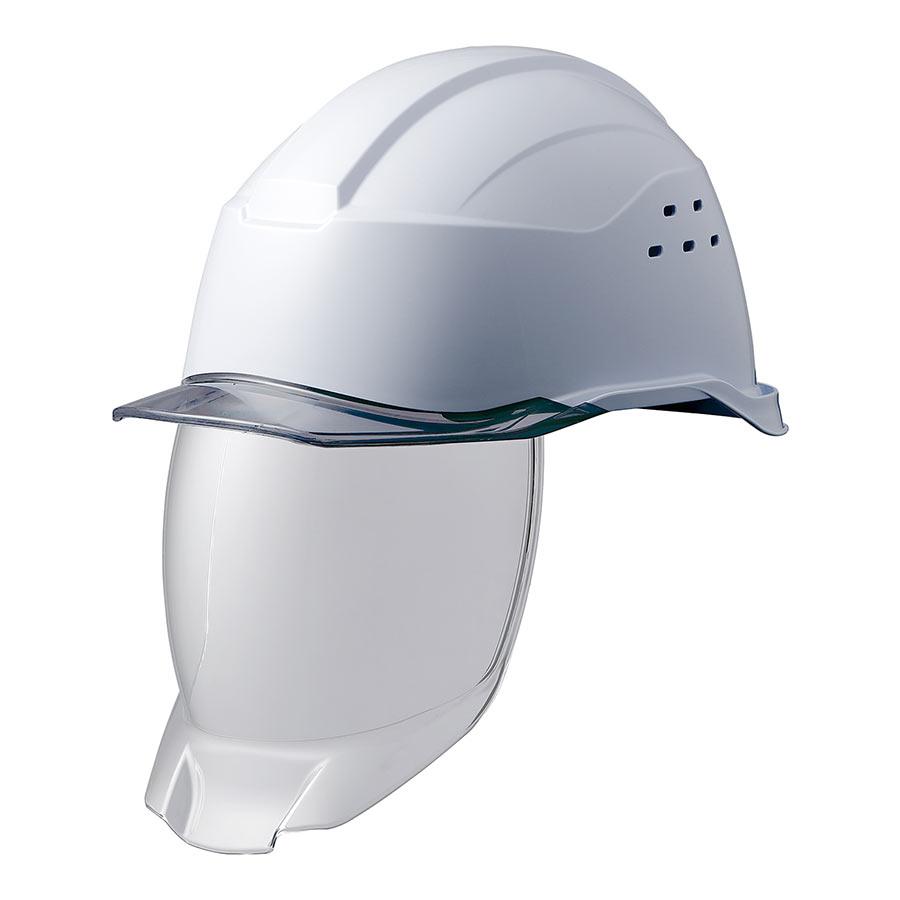 ヘルメット SC−21PCLVS RA3 KP 侍II ホワイト/スモーク