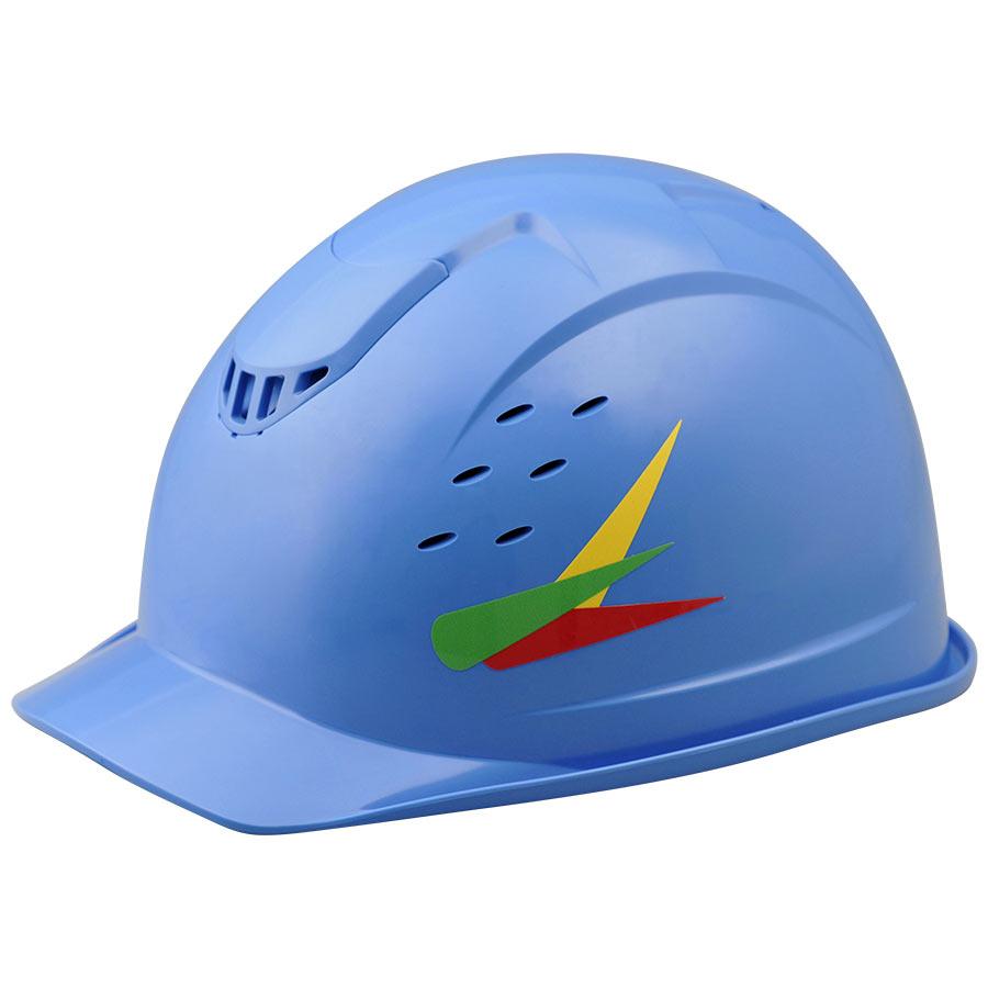 デザインヘルメット ヤングリーブス&ブルー