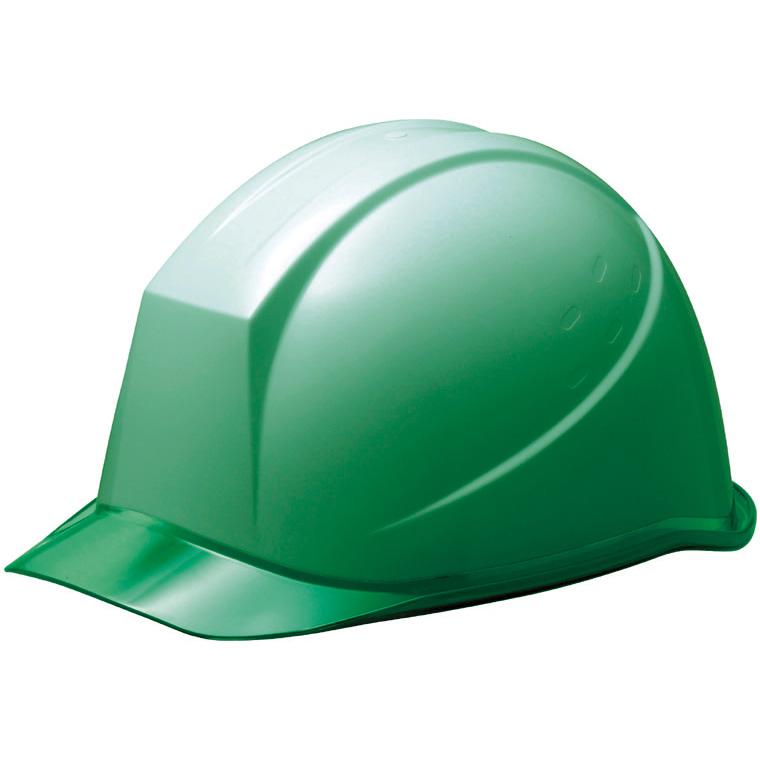 ヘルメット SC−11PCL RA NS α グリーン/グリーン 消臭汗止
