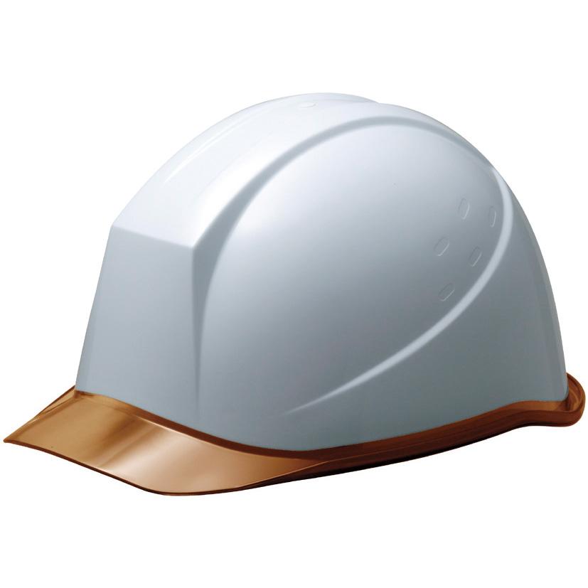 ヘルメット SC−11PCL RA α ホワイト/ブラウン