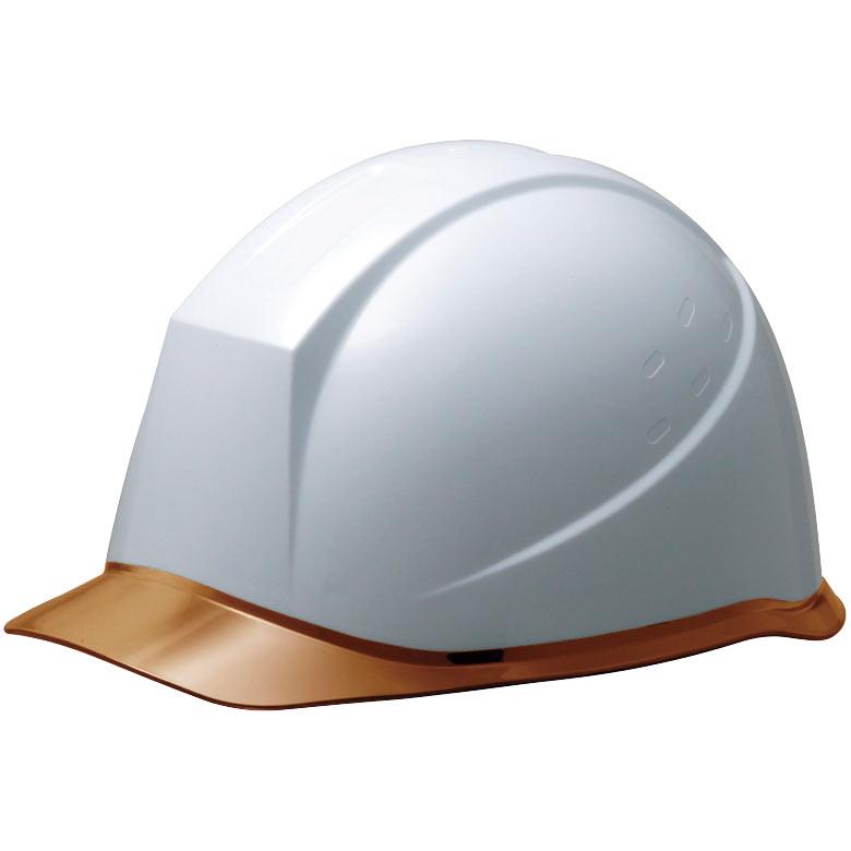 ヘルメット SC−12PCL RA α ホワイト/ブラウン