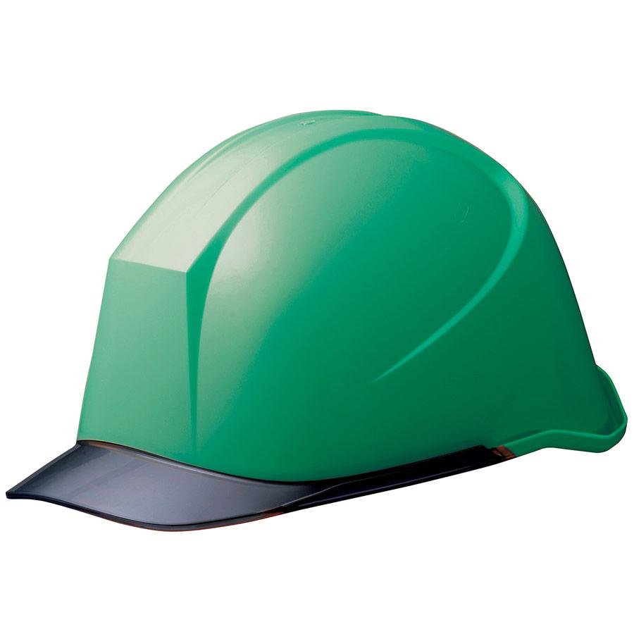 ヘルメット LSC−11PCL グリーン/スモーク