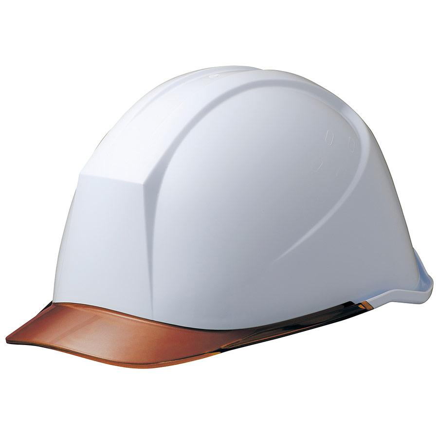 ヘルメット LSC−11PCL ホワイト/ブラウン