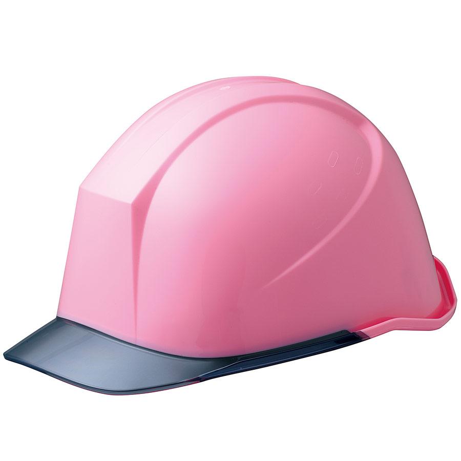 ヘルメット LSC−11PCL α ピンク/スモーク
