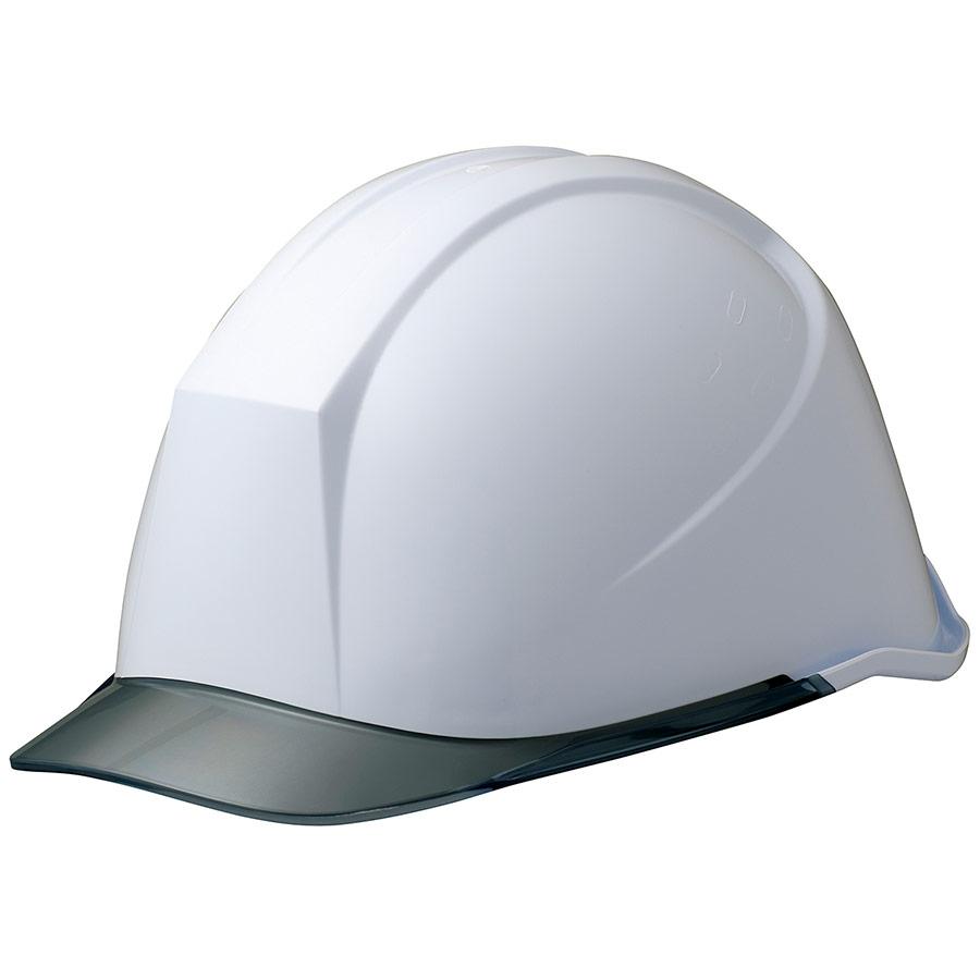 遮熱ヘルメット LSCH−11PCL α ホワイト/スモーク
