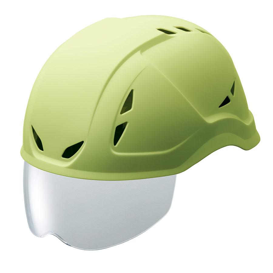 軽作業帽 SCL−400VS グリーン