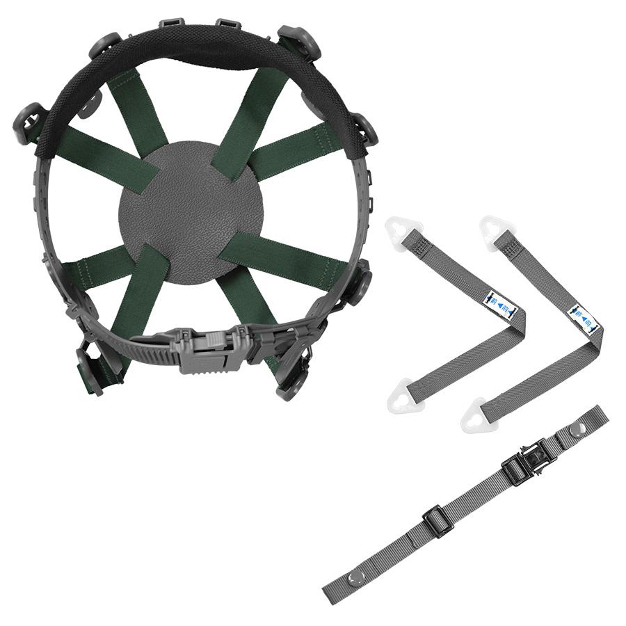 【交換用】 ヘルメット内装品 8T−Q RA 内装一式