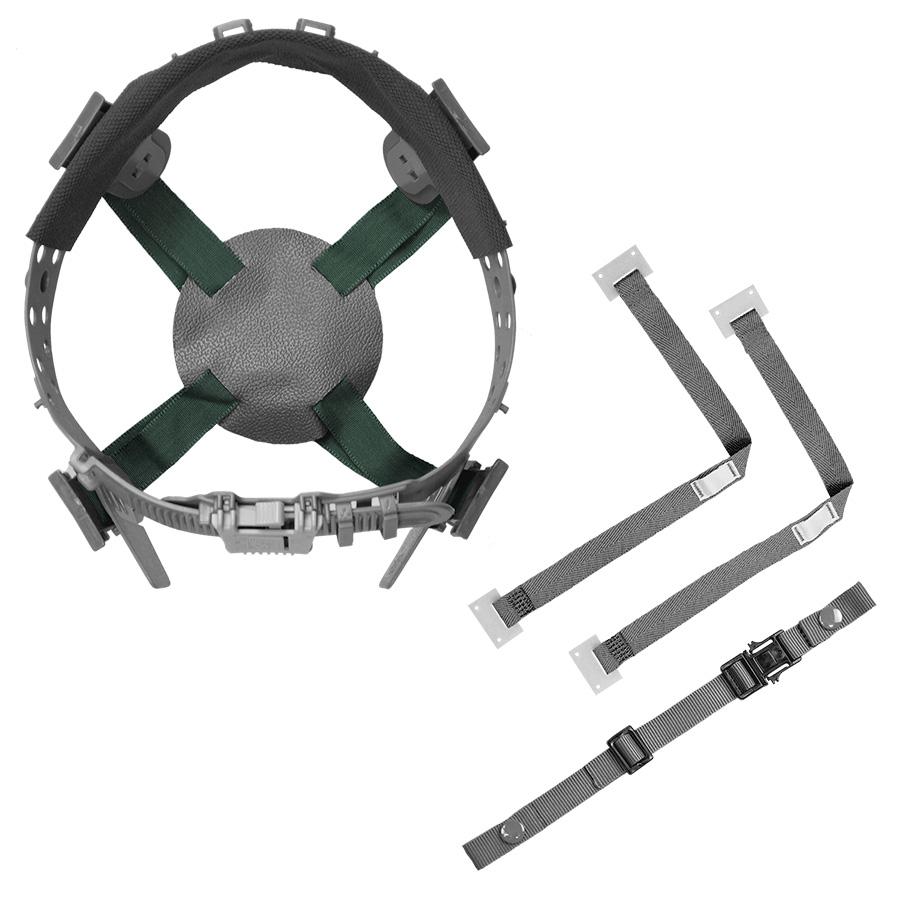 【交換用】 ヘルメット内装品 SC−1BN RA用 内装一式