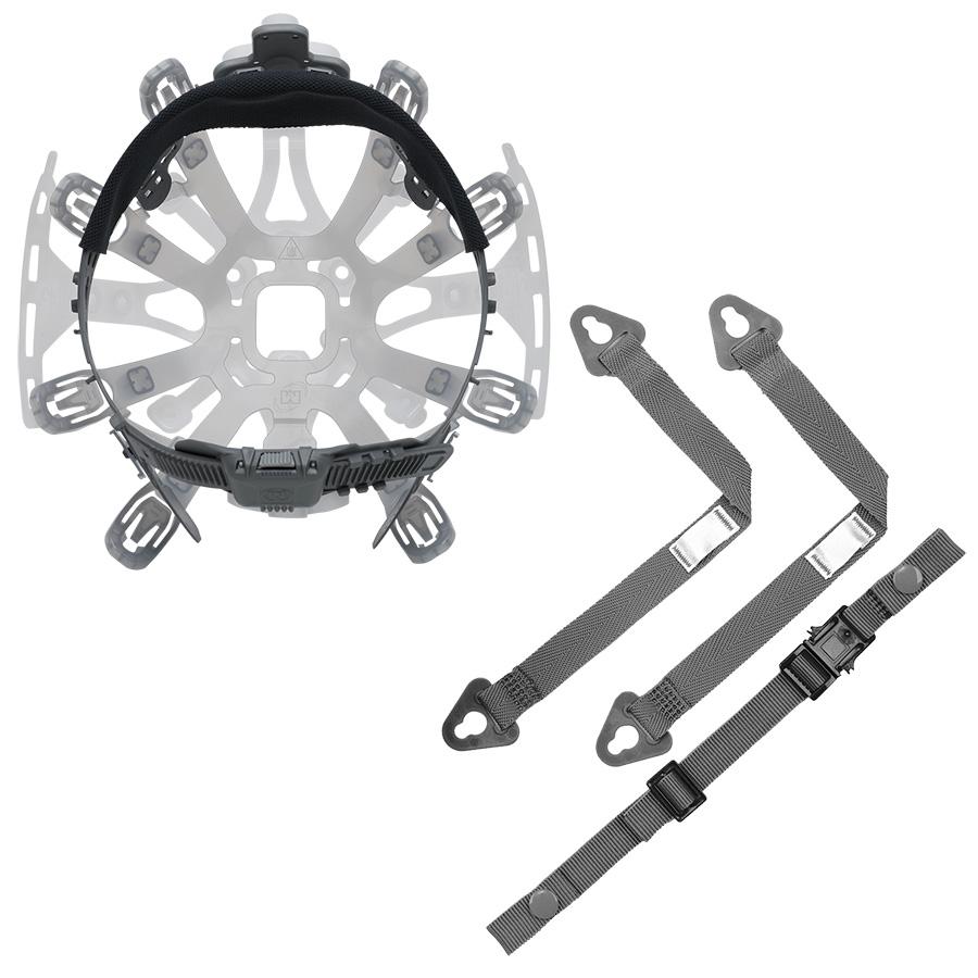 【交換用】 ヘルメット内装品 UP Windflow 内装一式