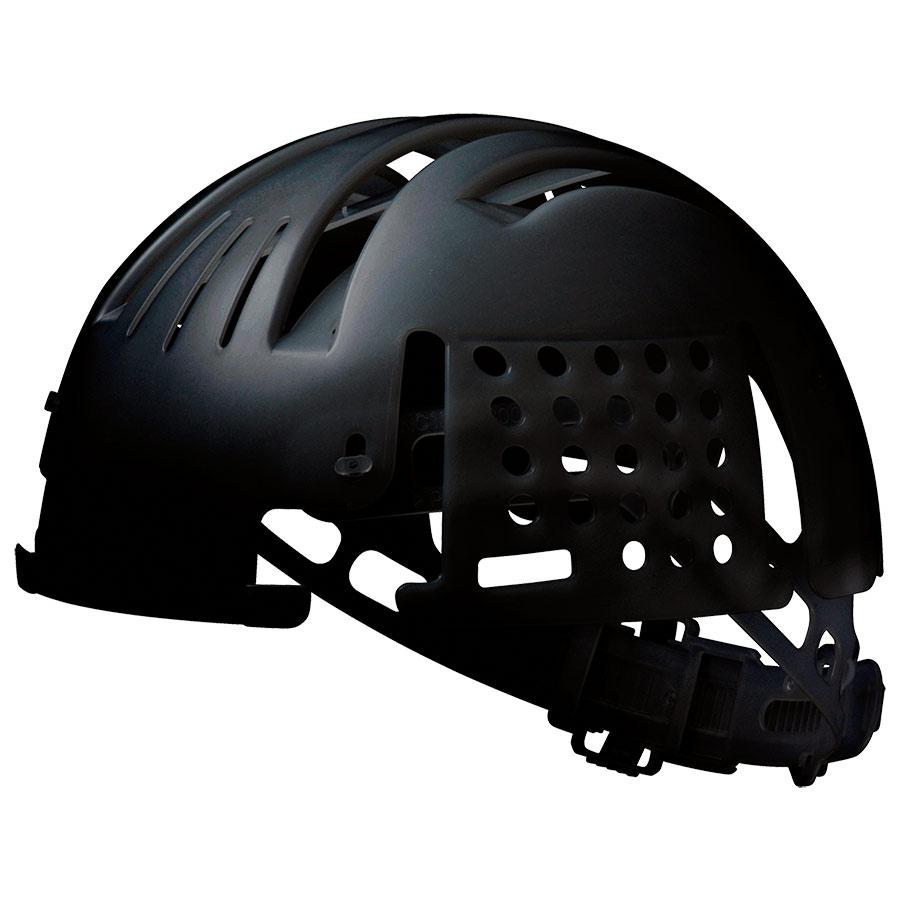 頭部保護用品 インナーキャップ INC−100B ブラック バンド付 エコタイプ