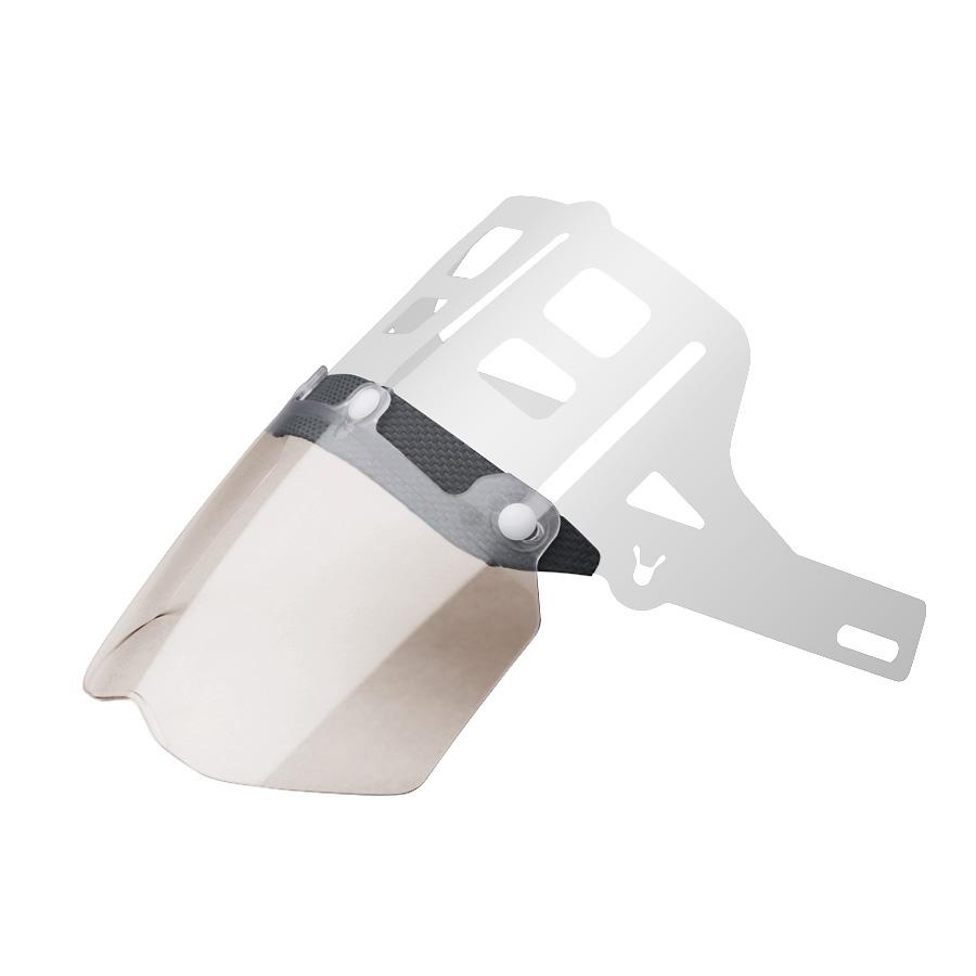 【交換用】 ヘルメット内装品 SC−11・12用 M50 シールド面セット