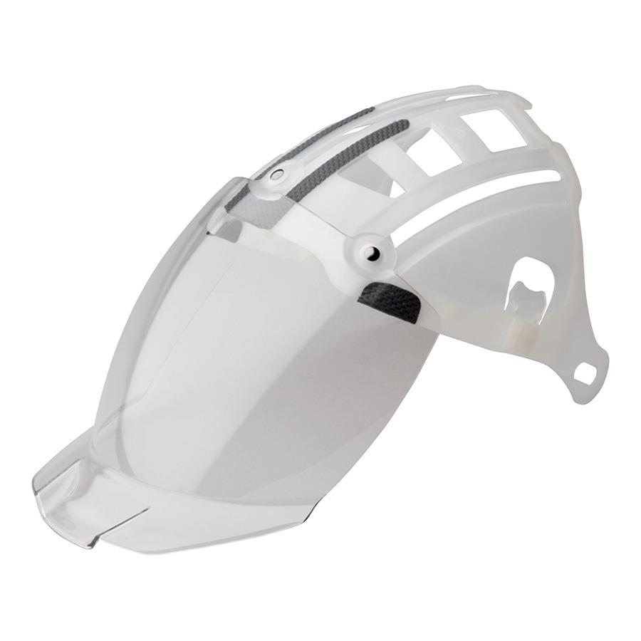 【交換用】 ヘルメット内装品 SC−15PCLN用 シールド面セット