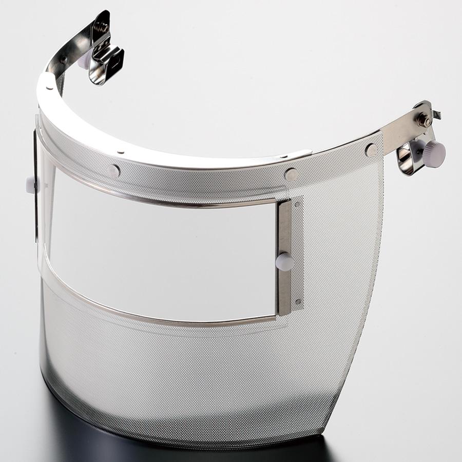 ヘルメット取付型防災面 MB−56H M−1金具付