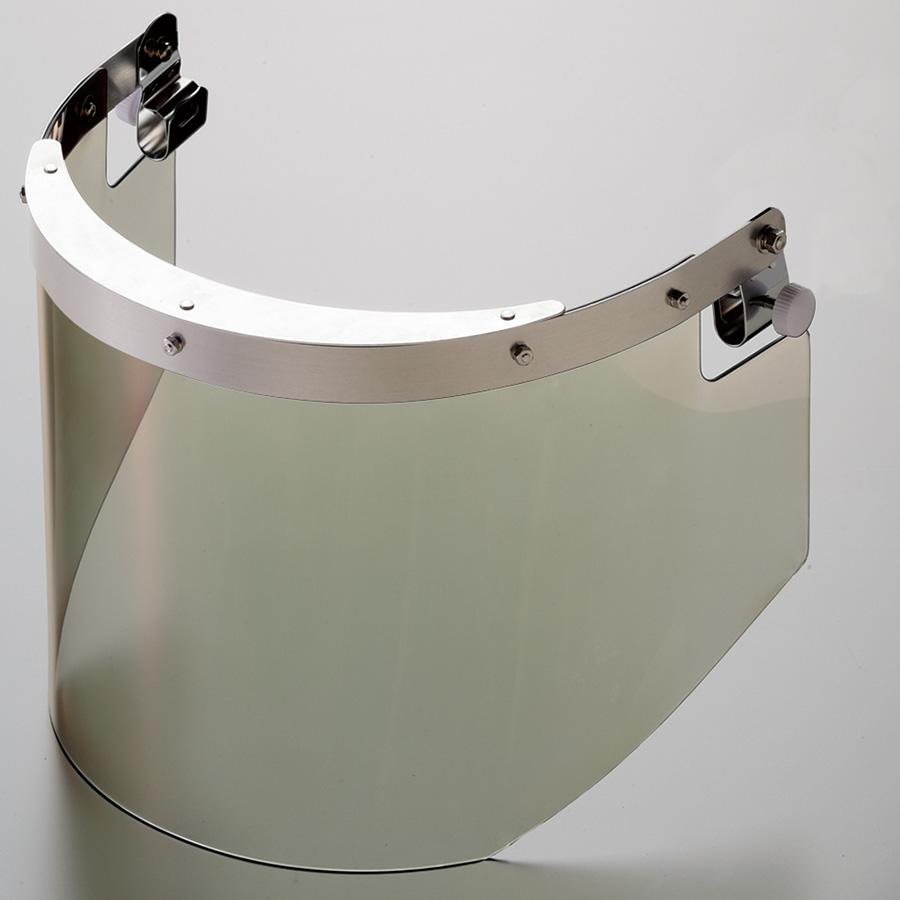ヘルメット取付型防災面 MB−64H M−1金具付