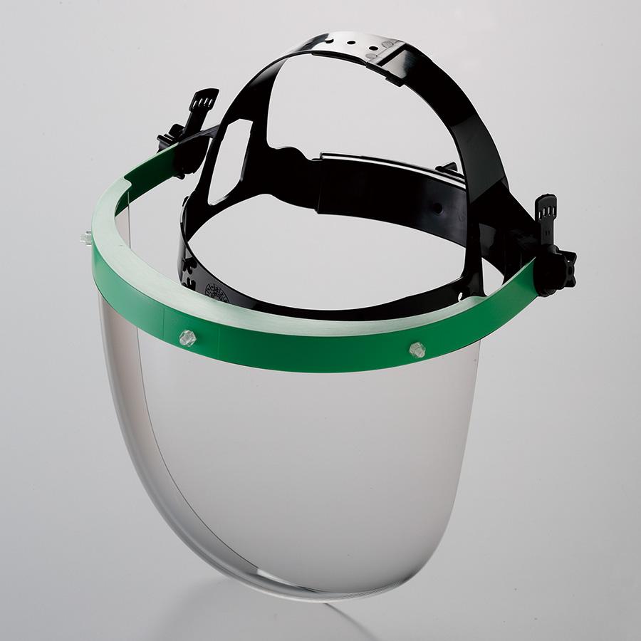 作業帽用かぶり型防災面 MB−73