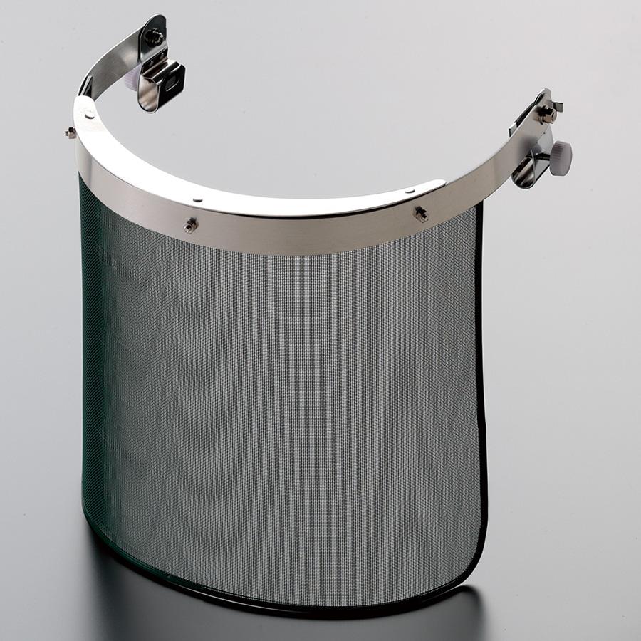 ヘルメット取付型防災面 MB−51H M−1金具付