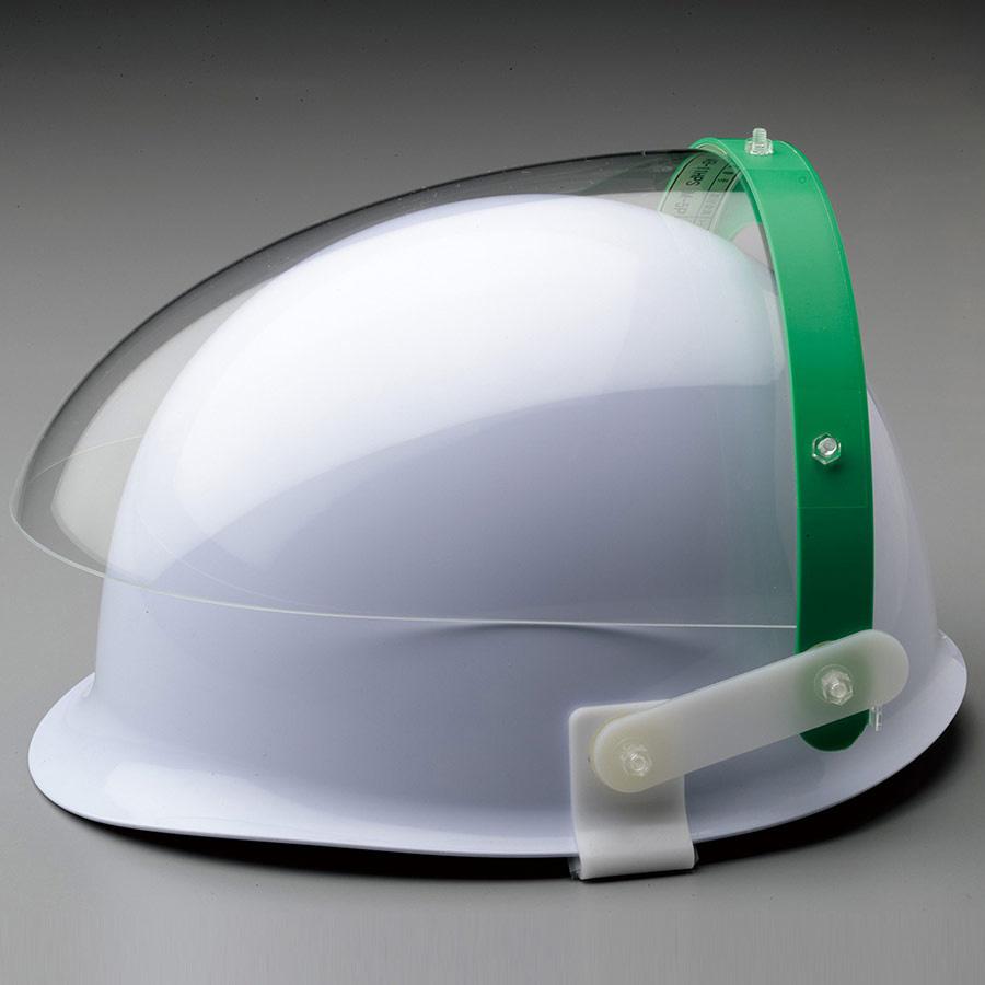 ヘルメット取付型防災面 MB−11HPS M−5P