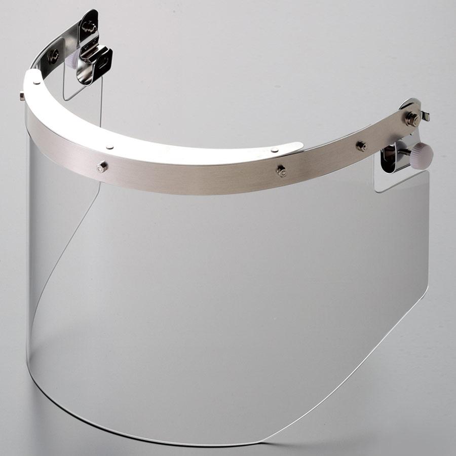 ヘルメット取付型防災面 MB−24H HC M−1金具付