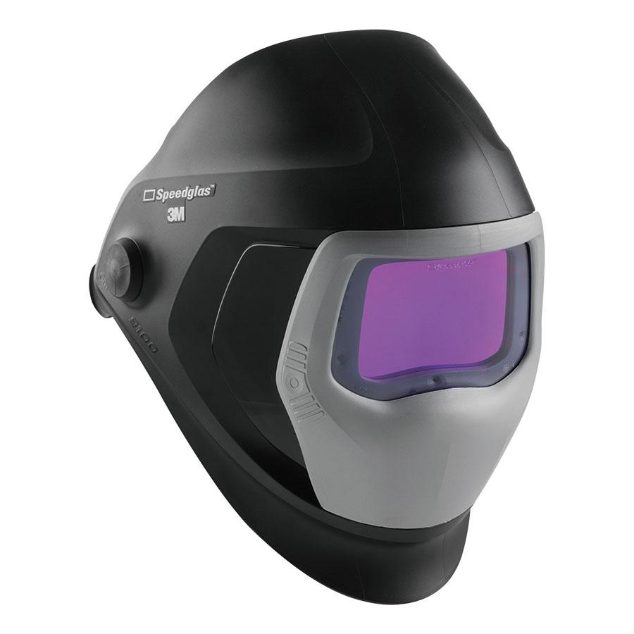 自動遮光溶接面 スピードグラス 9100XXI エクストラワイドビュータイプ