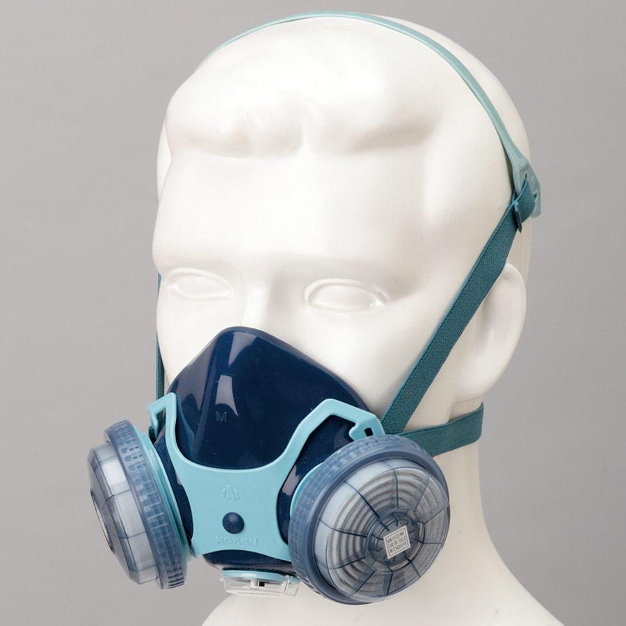 フィルタ取替式防じんマスク 1121R