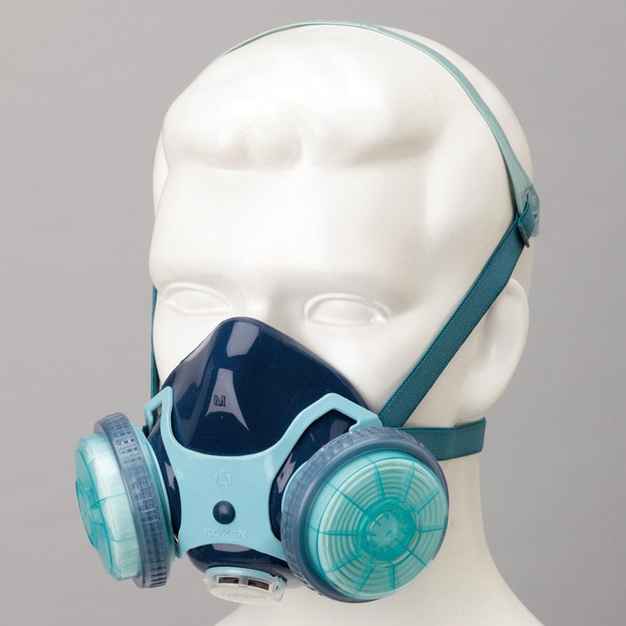 フィルタ取替式防じんマスク 1122R
