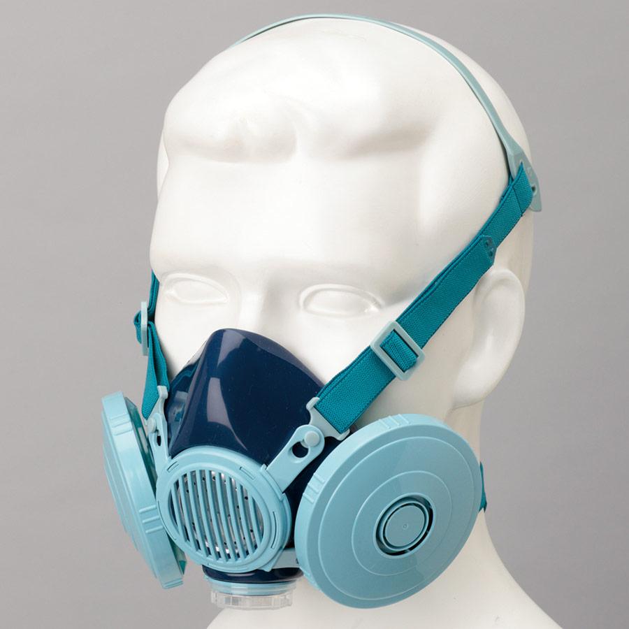 フィルタ取替式防じんマスク 1091D