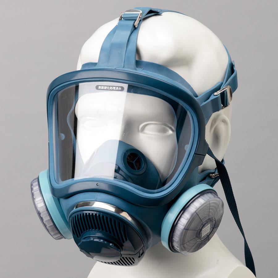 フィルタ取替式防じんマスク 1781DW